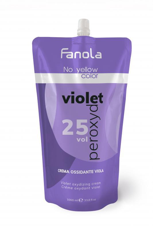 Fanola No Yellow oxidáló Lila 1000ml 7,5°%