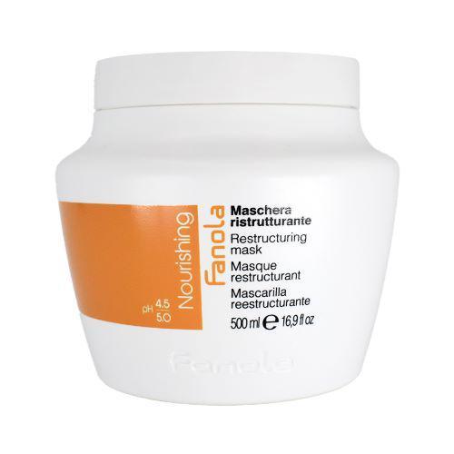 Fanola Nutri Care tápláló hajpakolás 500ml