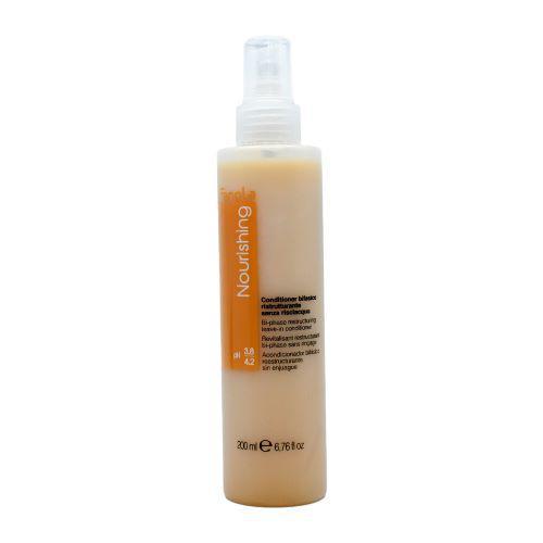 Fanola Nutri Care tápláló kétfázisú kondicionáló spray 200ml
