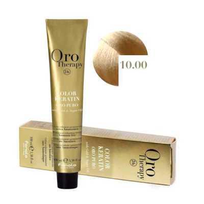 Fanola Oro Therapy Ammóniamentes Hajfesték 100ml 10.00