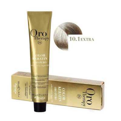Fanola Oro Therapy Ammóniamentes Hajfesték 100ml 10.1 Extra Blonde