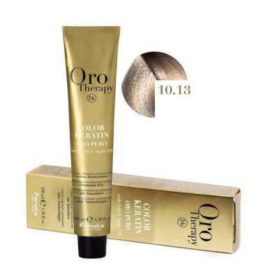 Fanola Oro Therapy Ammóniamentes Hajfesték 100ml 10.13 Extra Blonde