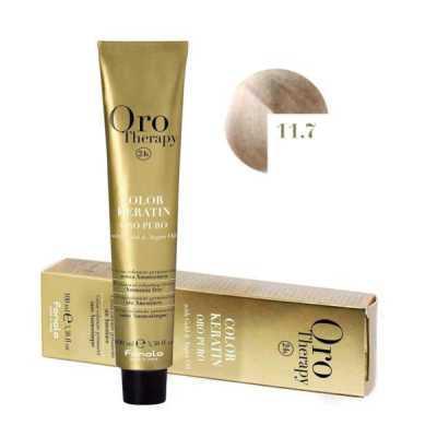 Fanola Oro Therapy Ammóniamentes Hajfesték 100ml 11.7