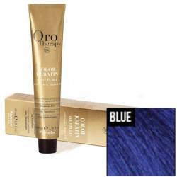 Fanola Oro Therapy Ammóniamentes Korrektor 100ml Kék