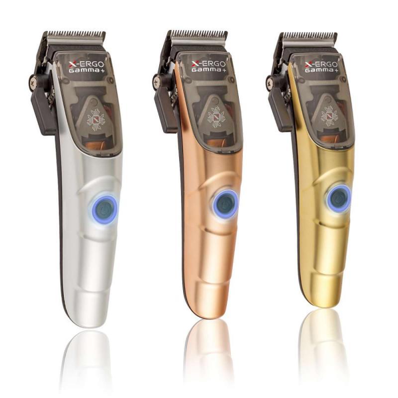 Gamma Piú X-Ergo Barber hajvágógép ( Hamarosan )