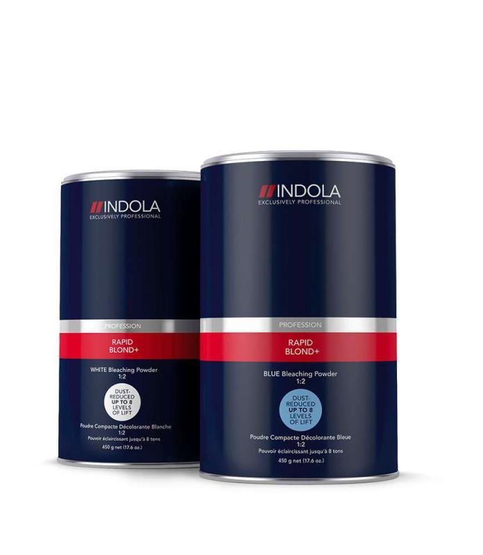 Indola Profession Rapid Blond kék szőkítőpor 450g