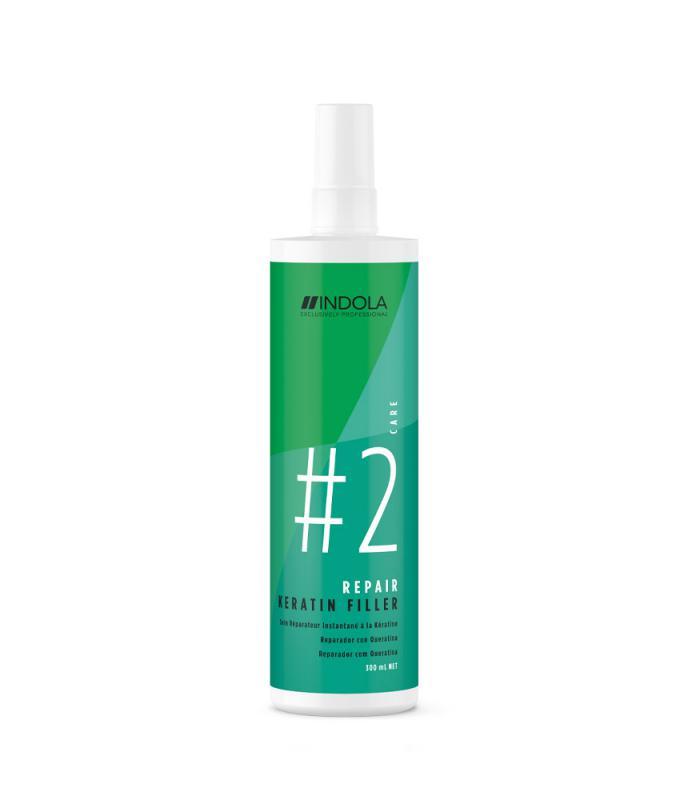 Indola regeneráló keratin spray pakolás 300ml