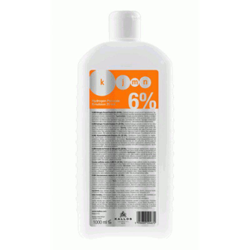 KJMN krémoxidáló 6% 1000ml