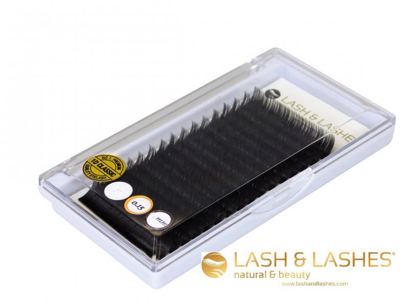 Lash & Lashes 1D Classic One Size