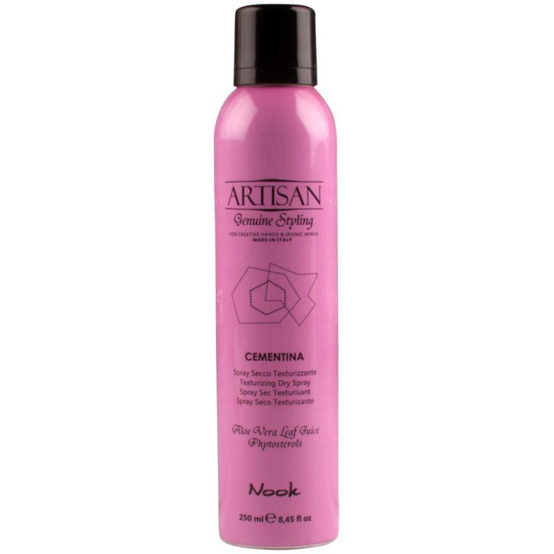 Nook Artisan Cementina volumennövelő száraz spray 250ml