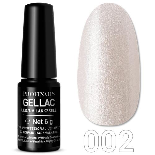 Profinails Gel Lac 6gr No. 002