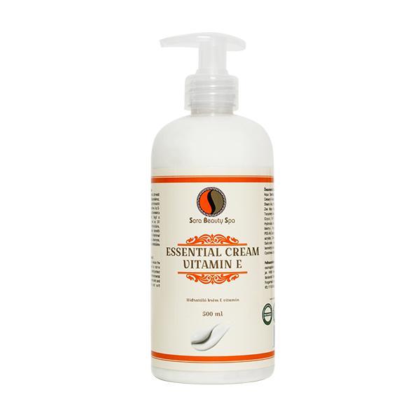 SBS010 Hidratáló krém E vitamin 500ml
