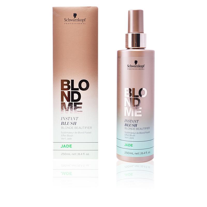 Schwarzkopf BlondMe Instant hajszínező spray 250ml Jade