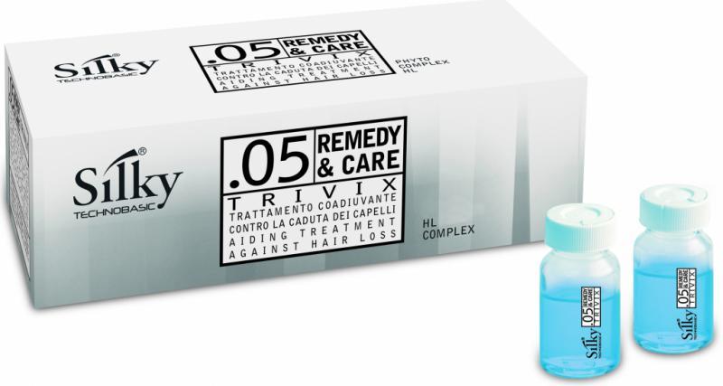 Silky Trivix hajhullás elleni ampulla 10x10ml