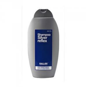 Kallos ezüst reflex színező sampon 350ml