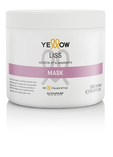 Yellow Liss Anti-Frizz maszk 500 ml