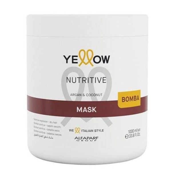 Yellow Nutritive Tápláló maszk száraz hajra 1000ml
