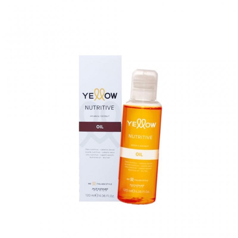 Yellow Nutritive Tápláló olaj száraz hajra 125ml