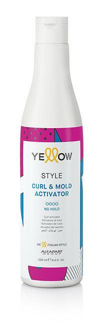 Yellow Style Curl & Mold aktivátor 250ml