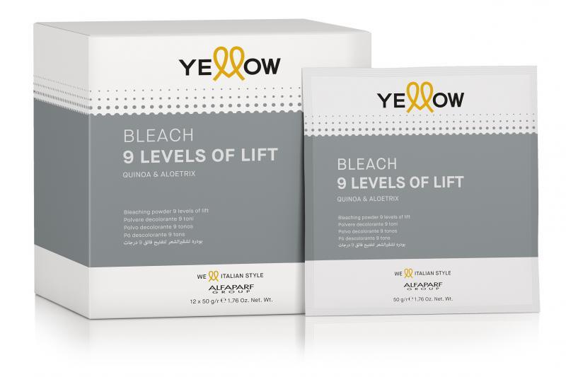 Yellow Szőkítőpor 50g