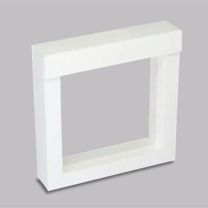 Frame díszdoboz 15x15 cm-es