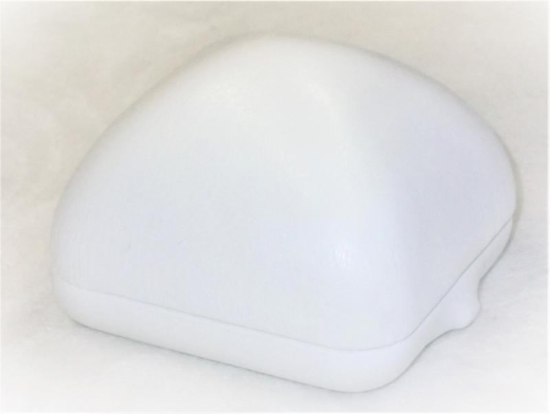 Gemini gyűrűs díszdoboz, Fehér