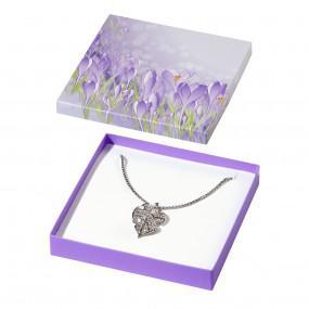 Krókusz virágos szettes doboz
