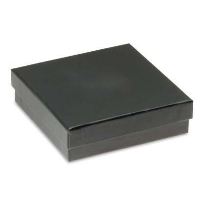 Plain univerzális díszdoboz fekete