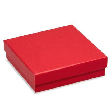 Plain Univerzális díszdoboz Piros