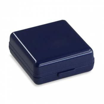 Shine díszdoboz fülbevalós, kék