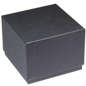 Óra tartó karton doboz fekete színben