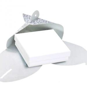 Párban: Univerzális fehér 8x8 és dekor szürke csomagolás