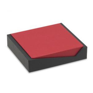 Vario univerzális díszdoboz, piros-fekete