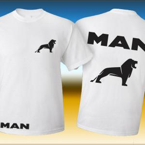 MAN logós termékek