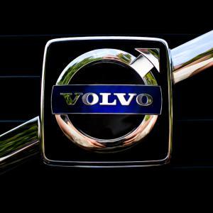 Volvo logós termékek
