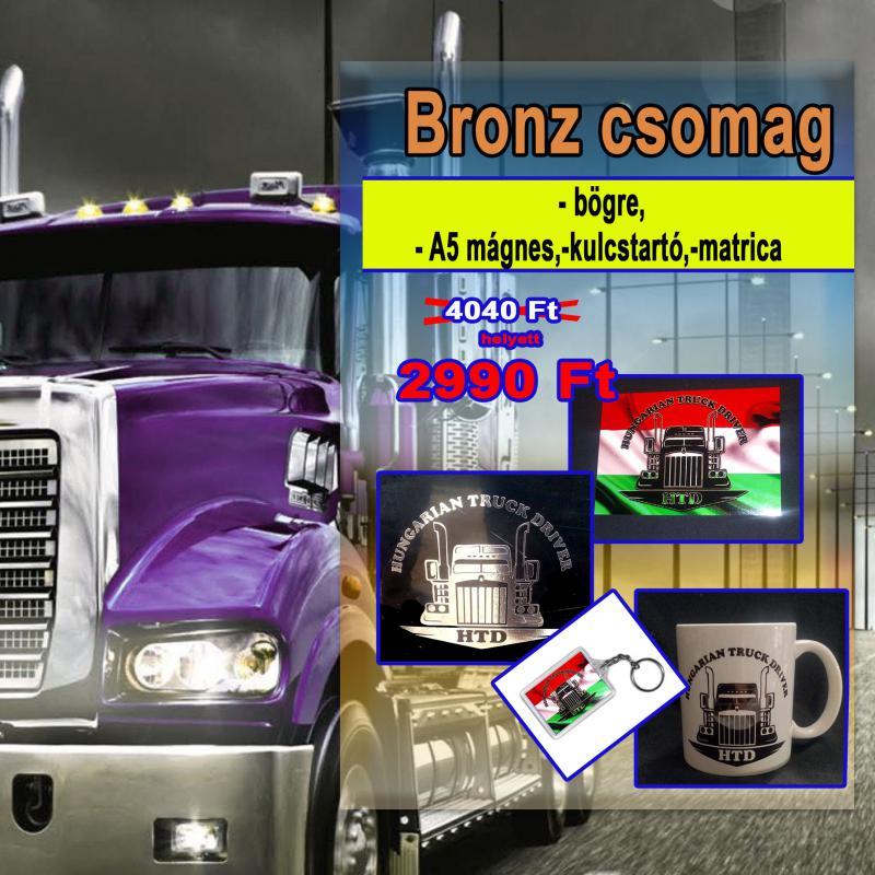 Bronz csomag