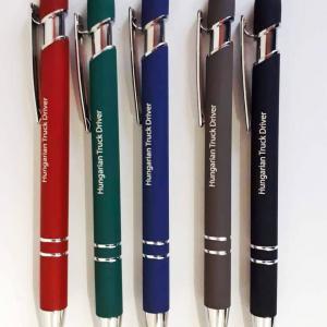 HTD gumis végű toll