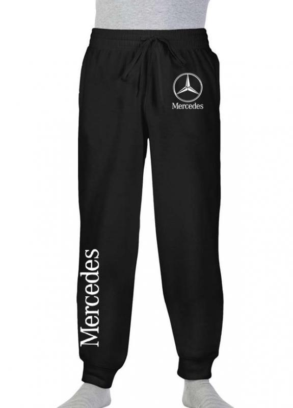 Férfi nadrág Mercedes logóval (zsebbel)