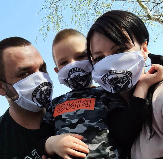 HTD kimosható maszk