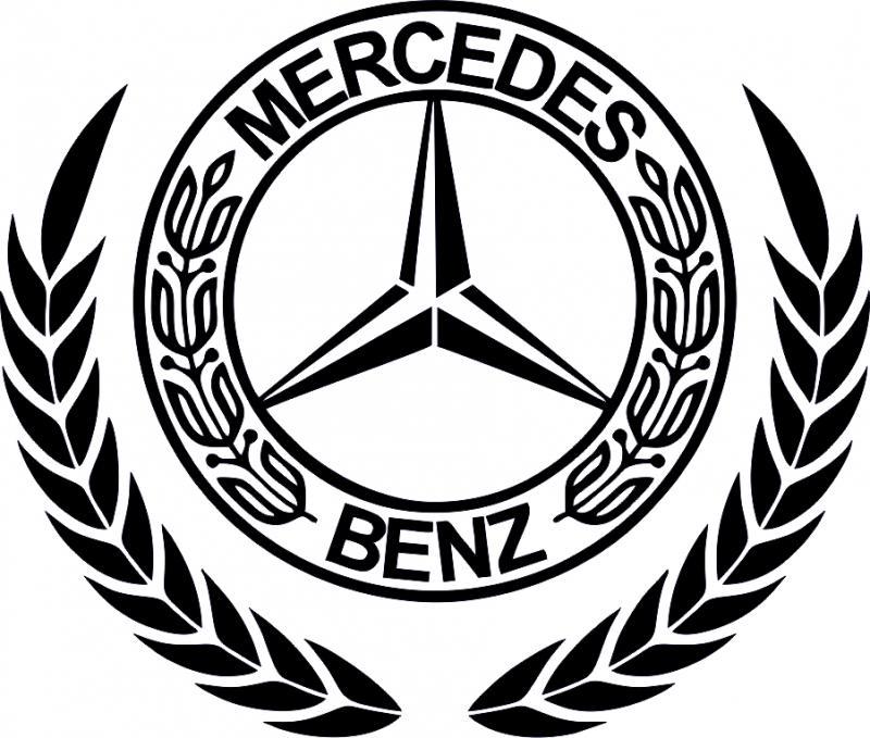 Mercedes matrica 44x37