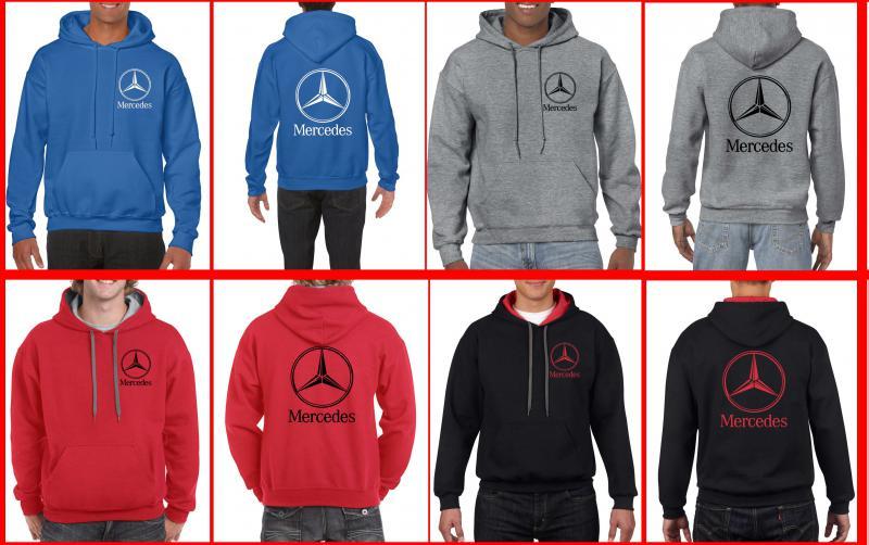 Mercedes pulóver (unisex)