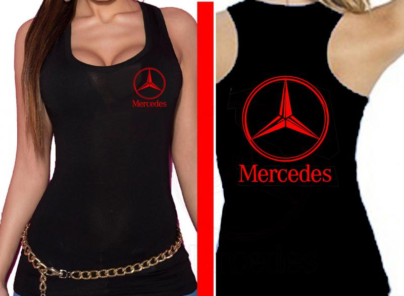 Mercedes trikó, női