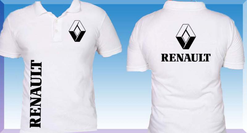 Renault galléros póló
