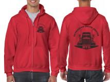 HTD cipzáros pulóver