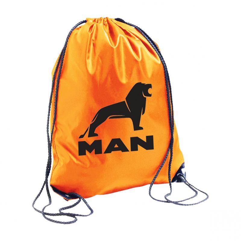 Tornazsák (MAN logóval)