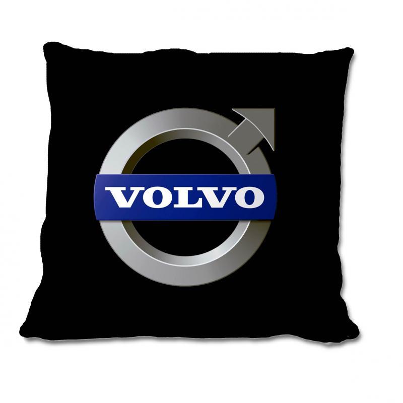 Volvo díszpárna 40x40 cm