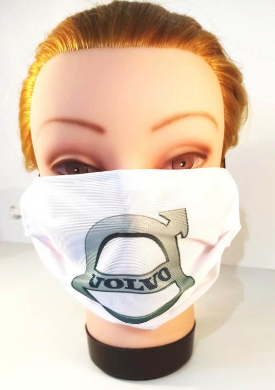 Volvo kimosható maszk