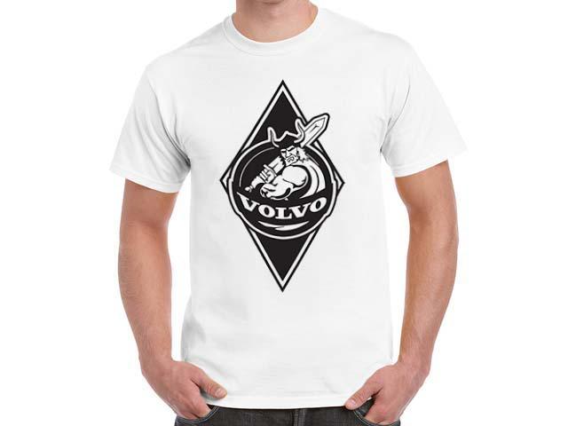 Volvo póló, viking mintával