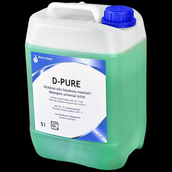 D-Pure általános folyékony mosószer 5 lit