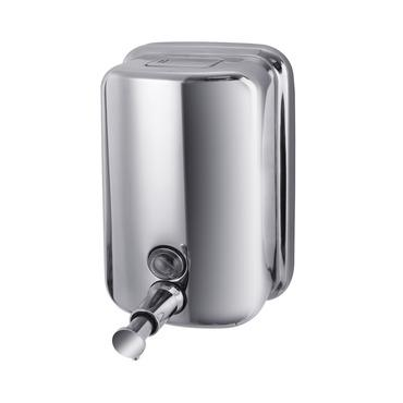 Folyékony szappan adagoló rozsdamentes 0,5L